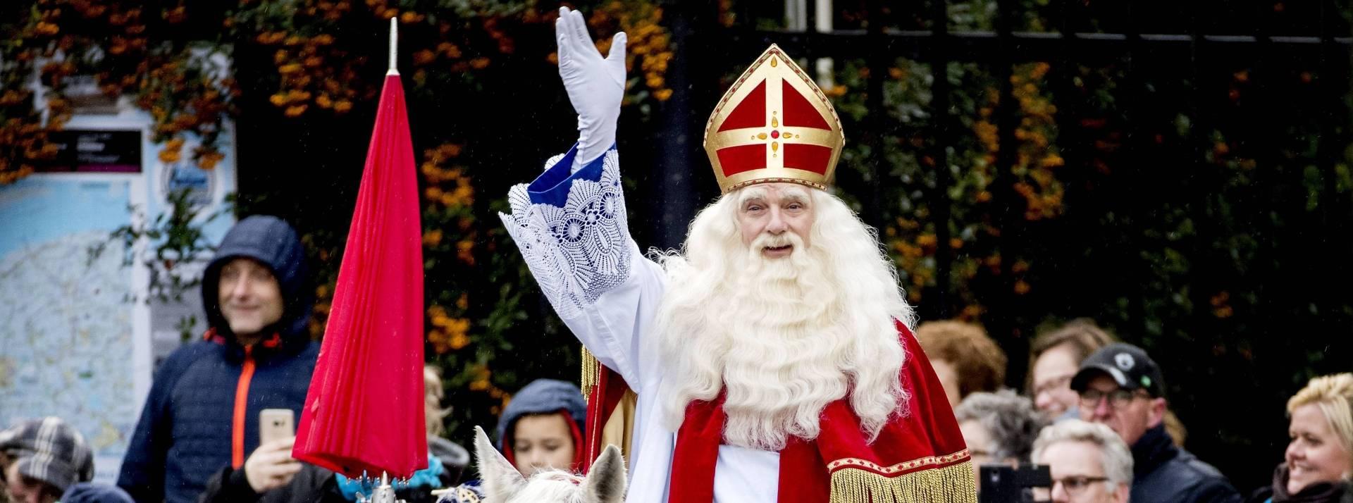 Sinterklaas viering XONAR