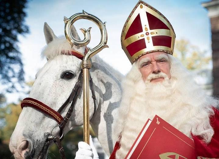 Sinterklaasviering XONAR